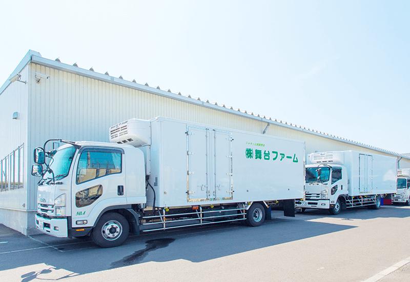 貨物自動車運送事業に参入いたします